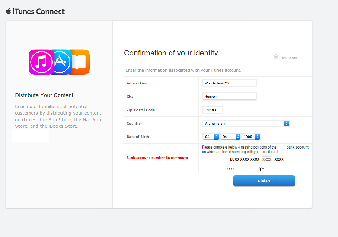 how to find apple email address